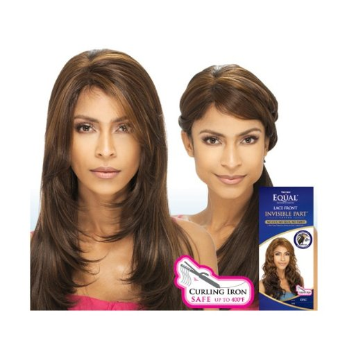 FreeTress Equal FUTURA Hair Invisible Part Lace Front Wig - AMBITION - TP27 by Freetress