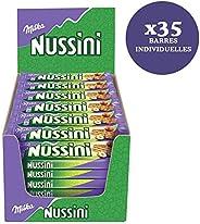 35 x Chocolade Reep Milka Nussini 31.5 gram
