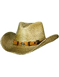 Chapeau Monterrey Bay Western Stetson chapeau de cowboy chapeau d´ete