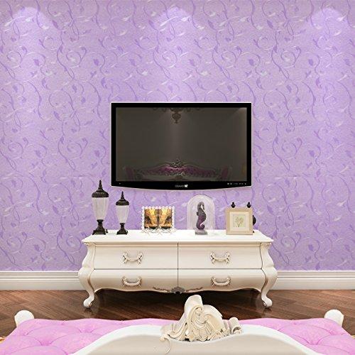 Zhzhco Verdickung Pvc Selbstklebend Tapeten An Der Wand Renovierung Aufkleber Geprägte Tapeten 45Cm*10M
