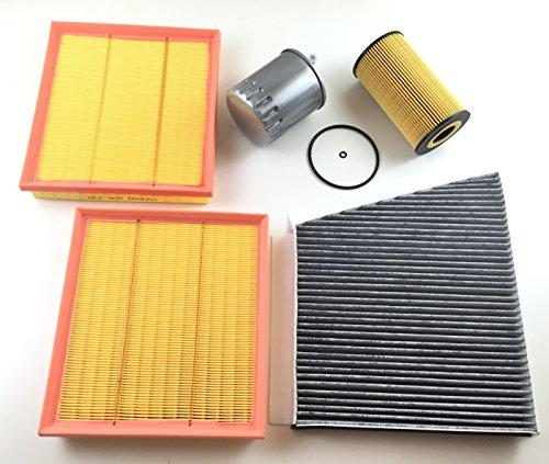 Filtro olio 2x filtro dell