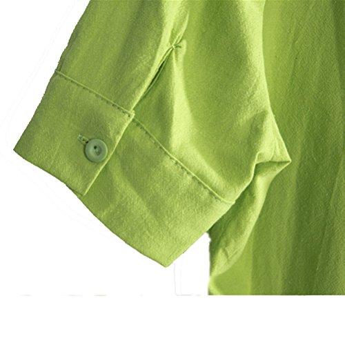 Laixing - Robe spécial grossesse - Femme Vert