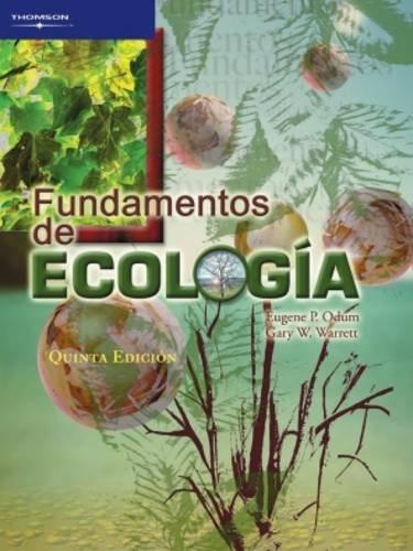 Fundamentos de ecología por Odum Eugene