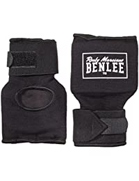 BENLEE Rocky Marciano Handbandage Foreman - Vendas de boxeo, color negro, talla s