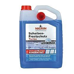 Nigrin 73154 Turbo Frostschutz, 60°C, 5 Liter