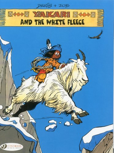 Yakari Vol.8: Yakari and the White Fleece par Derib Job