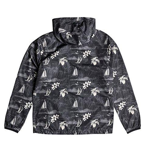 DC Herren Jacke Dagup Print Cruiser Island Black