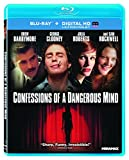 Confessions of a Dangerous Mind [Blu-ray] [Import italien]