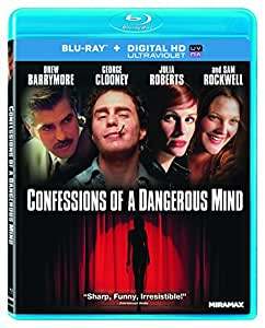 Confessions of a Dangerous Mind  [2002] [US Import] [Blu-ray] [Region A]