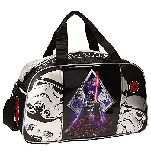 Star Wars Darth Vader Bolsa de Viaje, 27 Lt, Color Negro