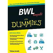 BWL kompakt für Dummies
