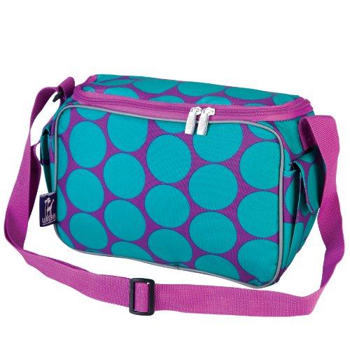 wildkin-46119-ashley-collection-big-dots-aqua-lunch-cooler
