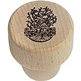 Azeeda 19mm 'Rebhuhn in Einem Birnenbaum' Flaschenverschluss (BS00004531)