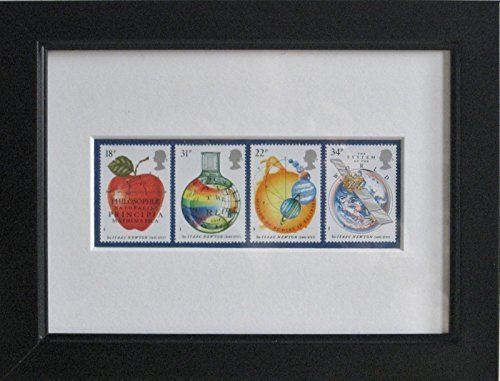 30th-birthday-sir-isaac-newton-framed-stamps-1987