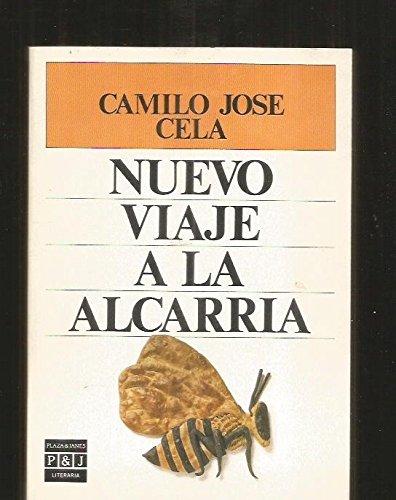 Nuevo viaje a la Alcarria (Plaza & Janés literaria)