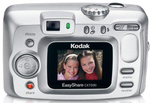 Kodak CX7330 Zoom EasyShare Digitalkamera (3 Megapixel)