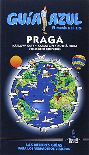 PRAGA (GUÍA AZUL) por Paloma Ledrado
