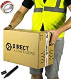 Best Moving Boxes - 20 Strong Cardboard Storage Packing Moving House Boxes Review