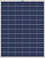 Luminous 160 Watt - 12V Poly Crystalline Solar Panel