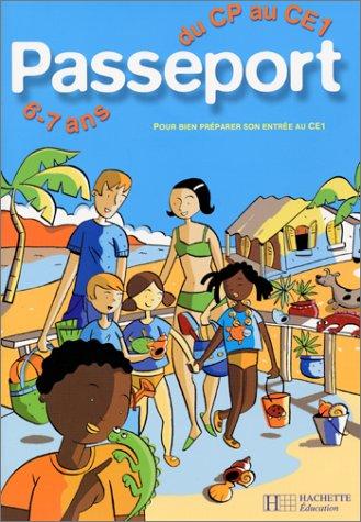 Pour bien préparer son entrée au CE1 : CP-CE1/6-7 ans par Philippe Bourgouint, Nicole Presse