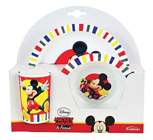 Fun House 5617 DROLES DE Petites BETES Verre pour Enfant, Multicolore