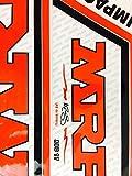 #8: Om Enterprises MRF Impact Ab De Villiers Cricket Bat Sticker