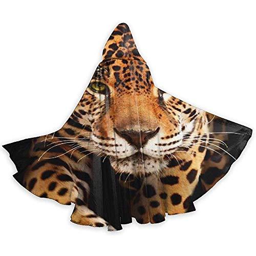 Not Applicable Karneval Umhang Cape,Kap Mit Kapuze,Kapuze Robe,Erwachsenen Umhang,Kostüm Umhang,Tiger-Teufel-Hexen-Zauberer-Umhang Der Wilden Tiere,Vampir-Kostüm,Partei-Mit Kapuze Mantel