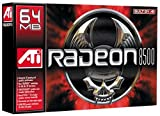 ATI Radeon 8500 AGP-Grafikkarte 64MB DDR (Retail)
