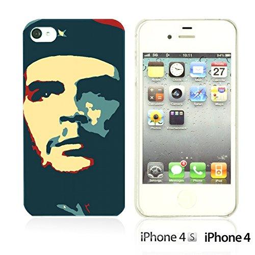 OBiDi - Celebrity Star Hard Back Case / Housse pour Apple iPhone 4S / Apple iPhone 4 - Che Guevara Che Guevara Pop Art