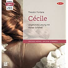 Cécile: Ungekürzte Lesung (1 mp3-CD)