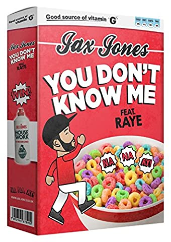 You Dont Know Me von Jax Jones Feat. Raye