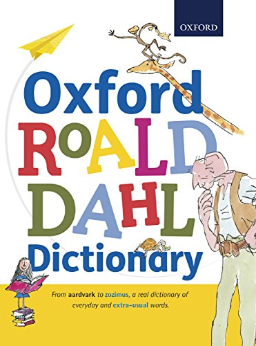 Oxford Roald Dahl Dictionary (English Edition) -
