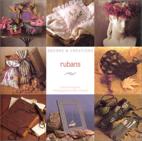 Décors et créations : rubans par Christine Kingdom