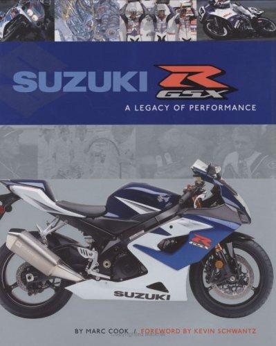 Suzuki GSX-R: A Legacy of Performance por Marc Cook