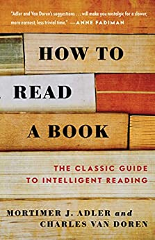 How to Read a Book (A Touchstone Book) (English Edition) di [Van Doren, Charles, Mortimer J. Adler]