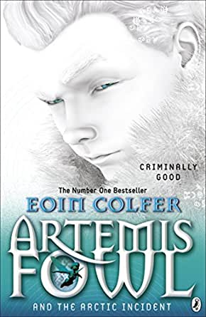 Download Artemis Fowl: The Arctic Incident Graphic Novel ...