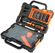 JAKeMY JM-8152 44 in 1 Professional Precise Screwdriver Set Repair Tool Kit electronic Maintenance Tools