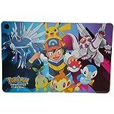 Unterlage Pokemon 44 cm * 29 cm Tischunterlage Pokémon Pikachu bunt rot Kinder