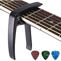 Cejilla Guitarra Eléctrica, Española Asmuse™ Trigger