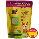 PetSutra Chewlicious Dog Food Treats Chhurpi (Yak Milk Chews), Small Bars, 70g (Small Pack)