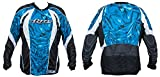 Dye Jersey C12 Cloth cloth blue, Größe:2XL/3XL