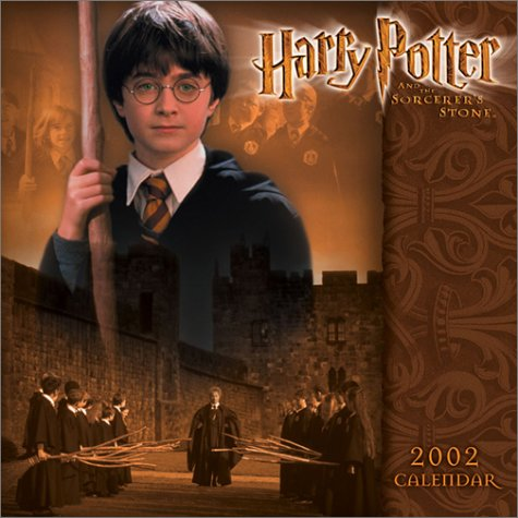 Harry Potter and the Sorcerer's Stone 2002 Calendar