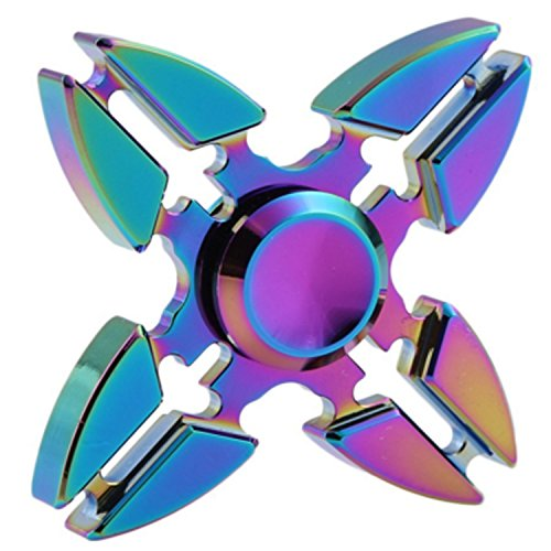 Hand-Spinner-Stress-Relief-Toy-color-en-alliage-daluminium-Spinner-main-Fidget-Toy-Rducteur-de-stress-Made-Bearing-Focus-Anxiety-Relief-Toys-for-Killing-Time