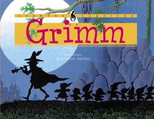 Cuentos Clásicos Hermanos Grimm (Infantil Y Juvenil - Cuentos Infantiles)