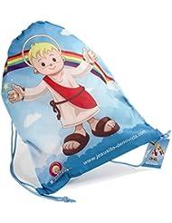 Bolsa-mochila Jesusito de mi vida 30x40 cm. (Ref. 1101)