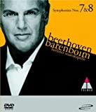 Sinfonien 7 & 8 [DVD-AUDIO]