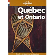 Québec (Lonely Planet Travel Guides French Edition)