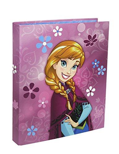 Undercover FRWD0310 - Disney Frozen - Die Eiskönigin Ringbuch, A4 Preisvergleich