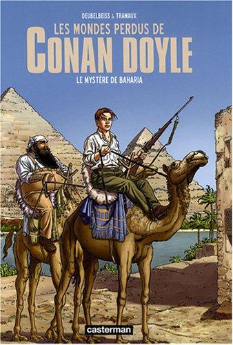 Les mondes perdus de Conan Doyle, Tome 1 : Le mystère de Baharia