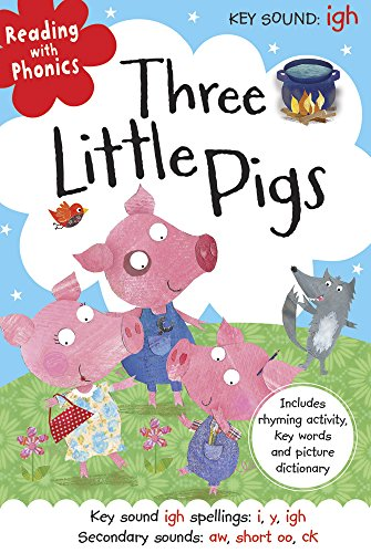 Three Little Pigs Touch and Feel (Touch and Feel Tales) por Hayley Down